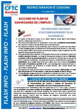 ACCORD PSE AUCHAN RETAIL FRANCE 2019